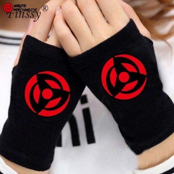 Naruto Gloves <br>Kakashi Mangekyou