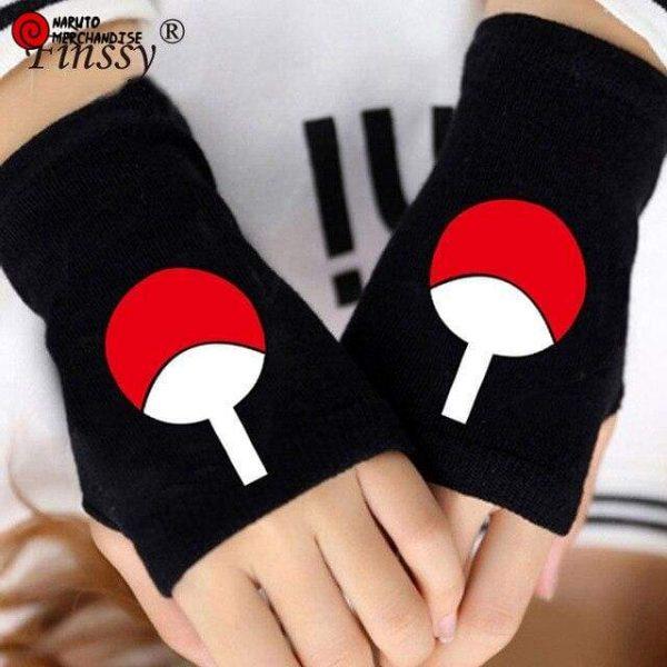 Naruto Gloves <br>Uchiha