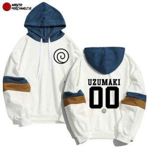 Naruto Hoodie <br>Naruto Uzumaki Clan