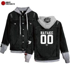 Naruto Jacket <br>Kakashi Hatake Clan (Denim)