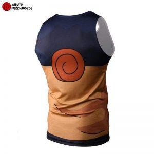Naruto Tank Top <br>Naruto Uzumaki Shippuden