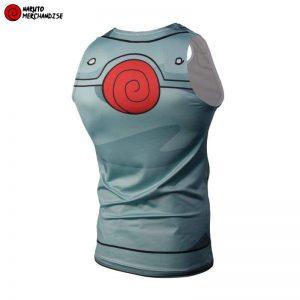 Naruto Tank Top <br>Kakashi Chunin Jacket