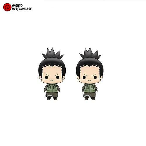 Naruto Earrings <br>Shikamaru Nara (Chibi)