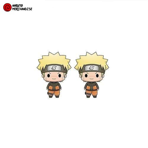 Naruto Earrings <br>Naruto Uzumaki (Chibi)