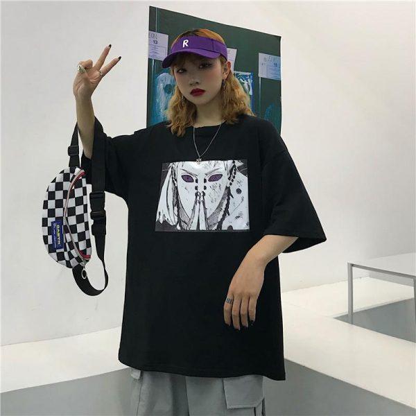 Naruto Streetwear Shirt <br> Pain Shinra Tensei