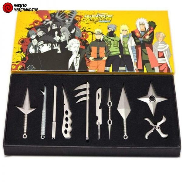 Naruto Weapon <br>Weapons (Gift Box)
