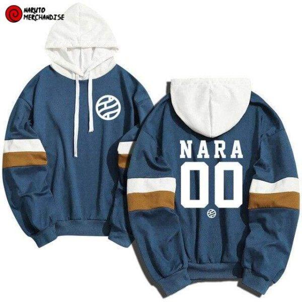 Naruto Hoodie <br>Nara Clan (Shikamaru)
