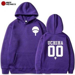 Naruto Hoodie <br>Uchiha Team
