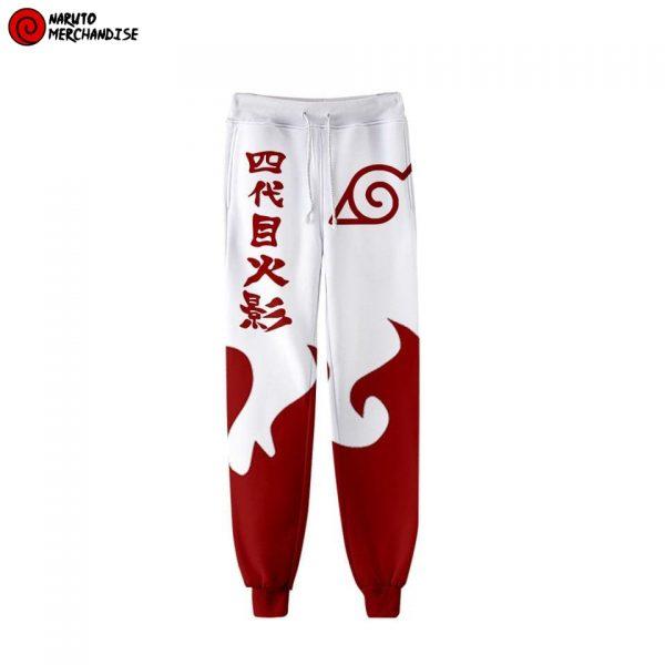 Naruto Joggers Pants <br>Minato Namikaze