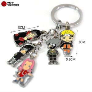 Naruto Keychain <br>All Characters