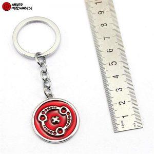 Naruto Keychain <br>All Mangekyou Sharingans