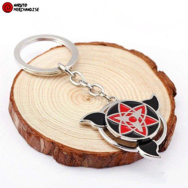 Naruto Keychain <br>Mangekyou Sharigan (Sasuke)