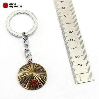 Naruto Keychain <br>Akatsuki Hat