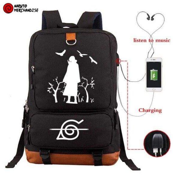Naruto Backpack <br>Itachi Uchiha Crows (Akatsuki)