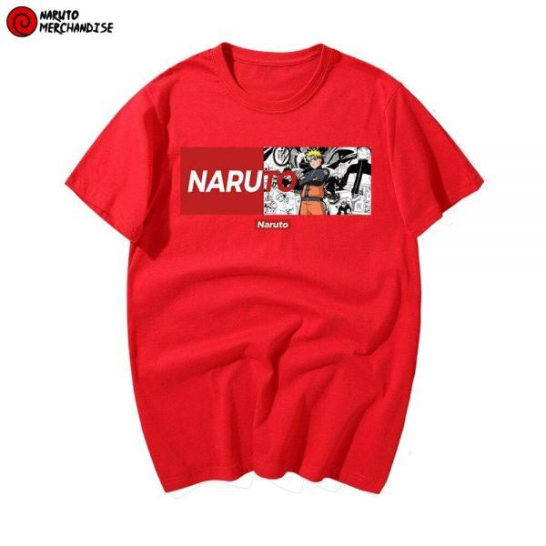 Naruto T-Shirt <br>Naruto Uzumaki