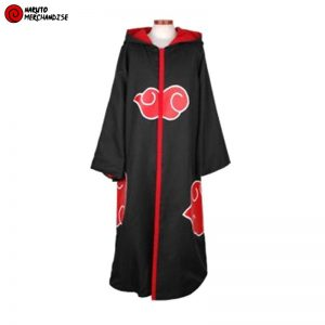 Sasuke akatsuki cloak