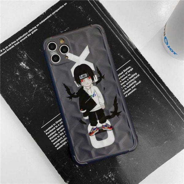 Naruto Iphone Case <br>Japanese Itachi