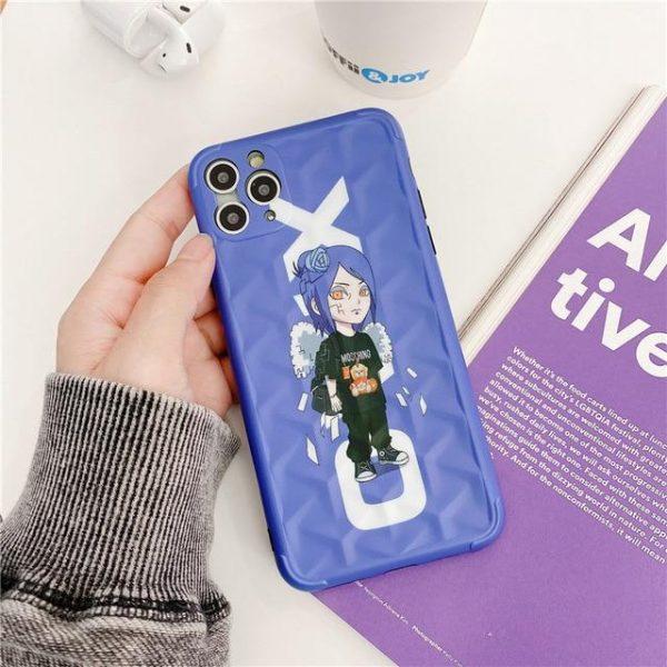 Naruto Iphone Case <br>Japanese Konan