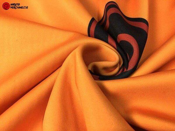 Naruto Cloak <br>Naruto Uzumaki Hokage (Hooded)