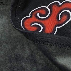 Naruto Cloak <br>Akatsuki Clan (Hooded)