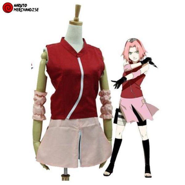 Naruto Female Cosplay <br>Sakura Haruno (Shippuden)