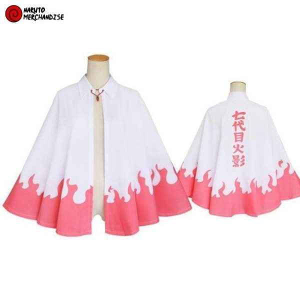 Naruto Cloak <br>Naruto Uzumaki (Seventh Hokage)