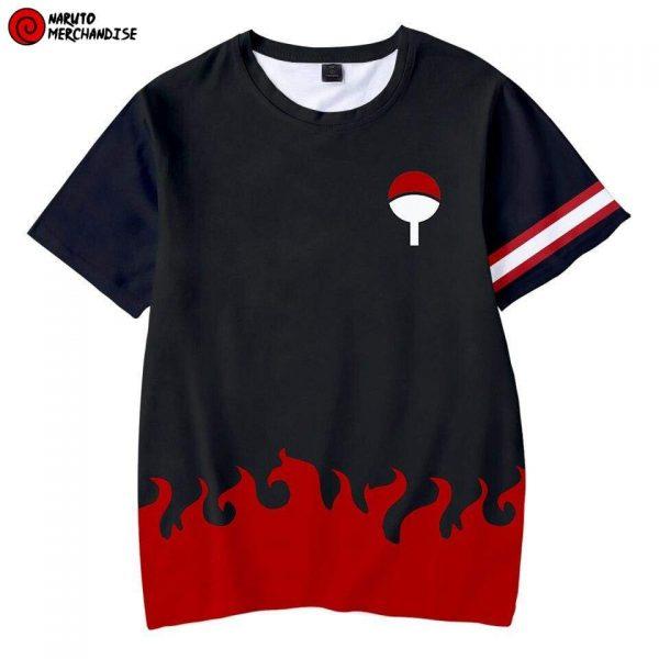 Naruto T-Shirt <br>Uchiha Clan