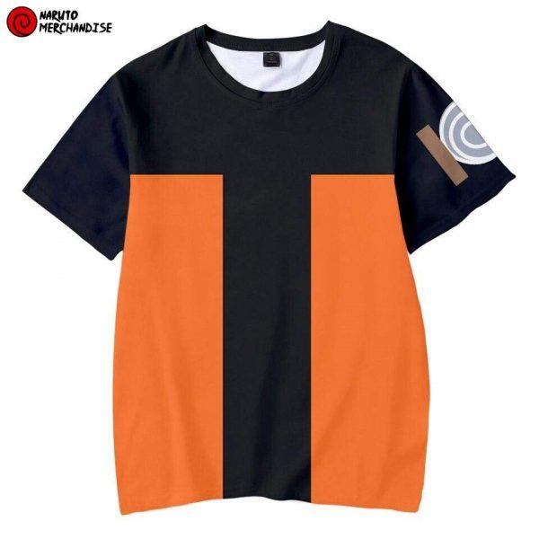 Naruto T-Shirt <br>Naruto Uzumaki (Shippuden)