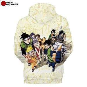Naruto Hoodie <br>First Generation