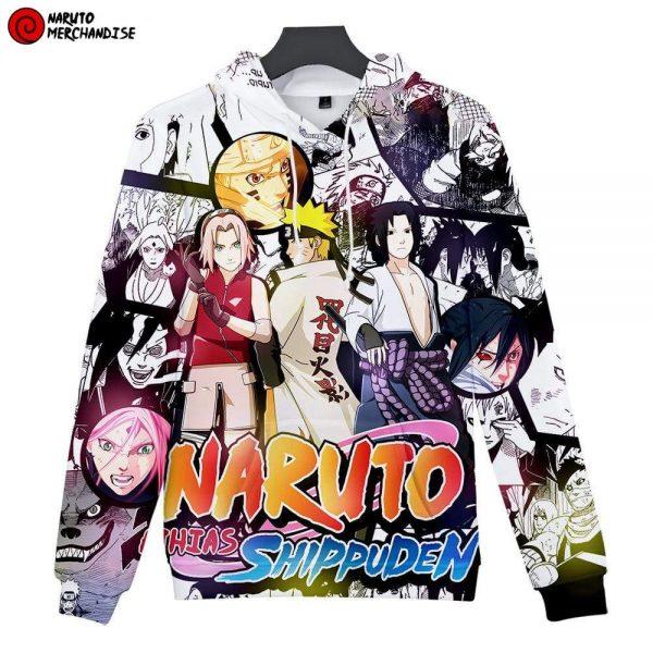 Naruto Hoodie <br>Naruto Shippuden Chronicles