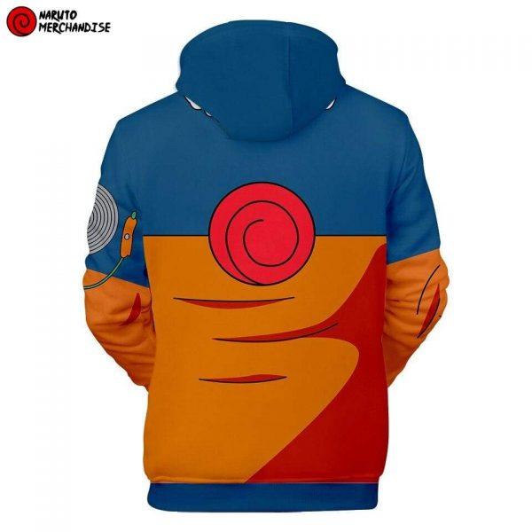 Naruto Hoodie <br>Naruto Uzumaki Jacket (First Generation)