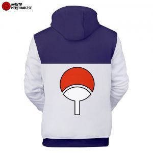 Naruto Hoodie <br>Uchiha Outfit