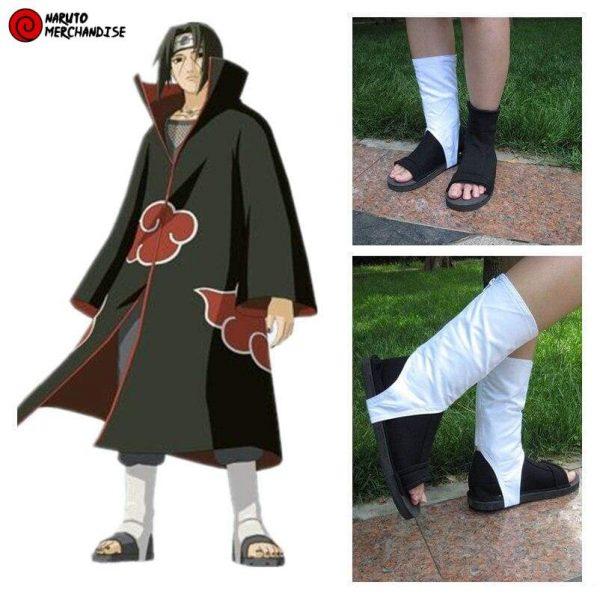 Naruto Cosplay Shoes <br>Itachi Uchiha