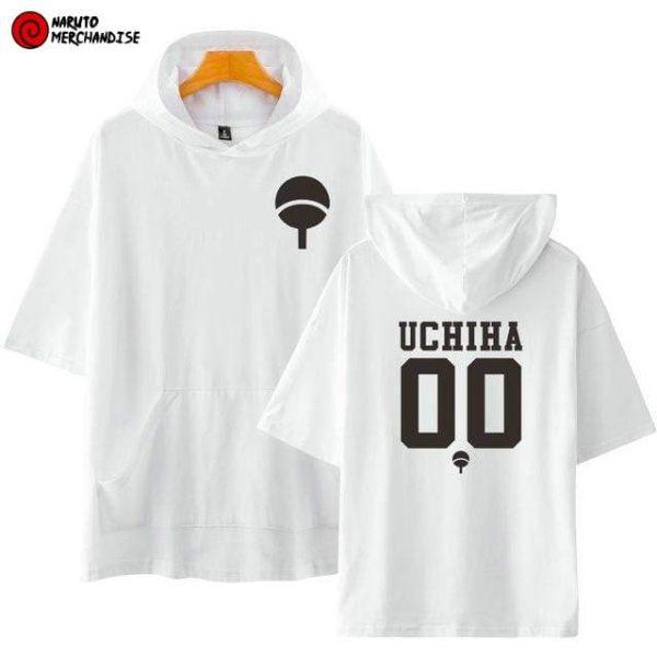 Naruto Short Sleeve Hoodie <br>Uchiha Team