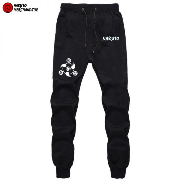 Naruto Sweatpants <br>Naruto Sharingans