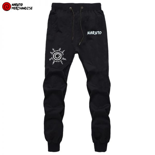 Naruto Sweatpants <br>Naruto Seal Mark