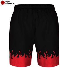 Naruto Swim Trunks Shorts <br>Madara Uchiha