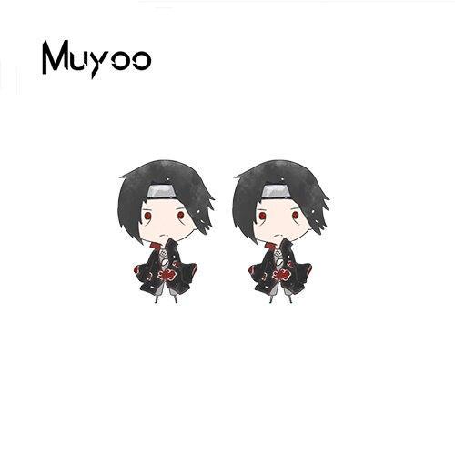 Naruto Earrings <br>Cute Itachi Uchiha