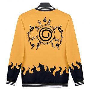 Naruto Baseball Jacket <br>Hidden Leaf (Konoha)
