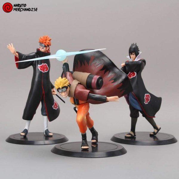 Naruto Figure <br> Figures Set N°1