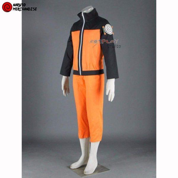 Naruto Costume <br>Naruto Shippuden Cosplay