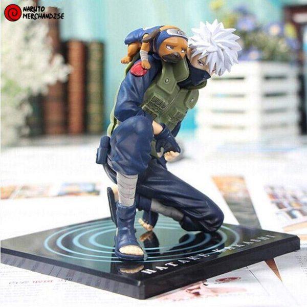 Naruto Figure <br>Kakashi Hatake and Pakkun
