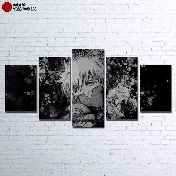 Naruto Wall Art<br> Kakashi Hatake