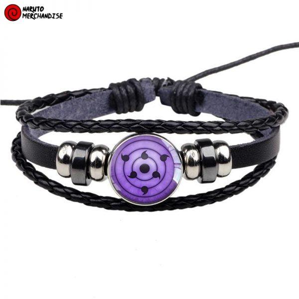 Naruto Bracelet <br>Sasuke Rinnegan