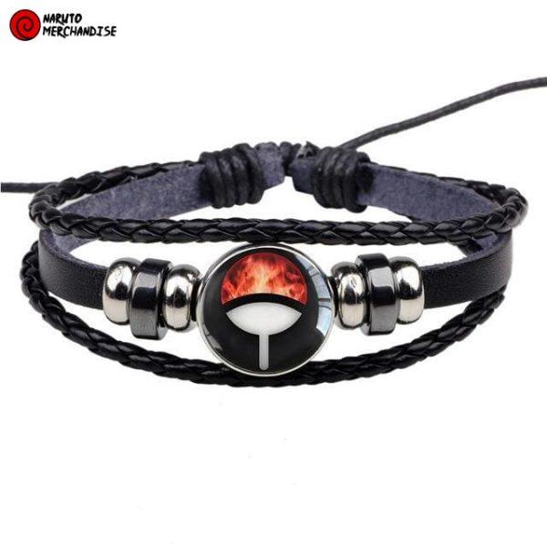 Naruto Bracelet <br>Uchiha Symbol