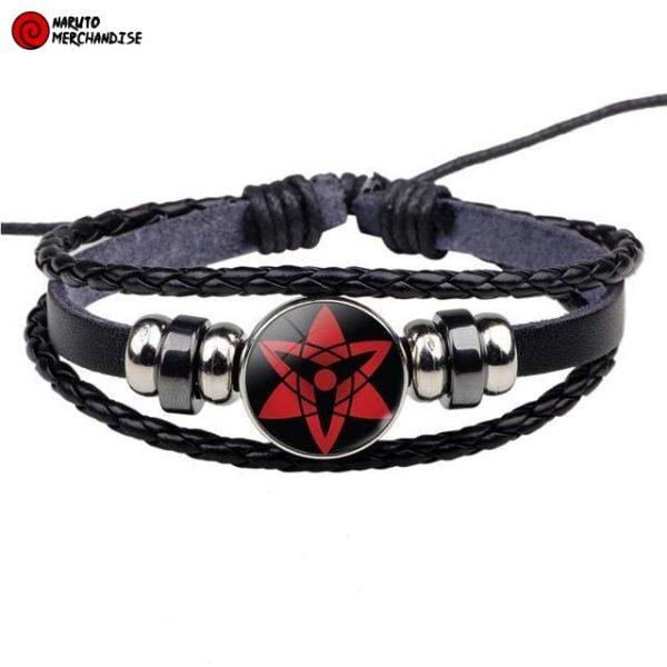 Naruto Bracelet <br>Sasuke Mangekyou Sharingan