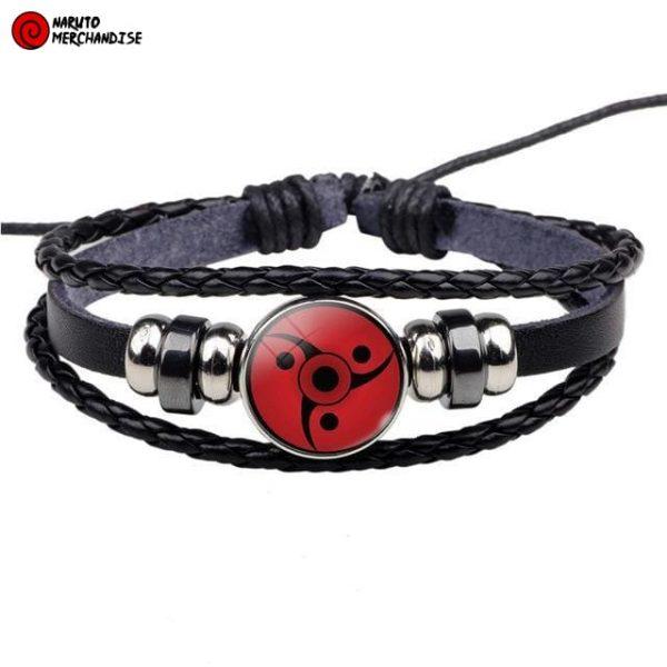 Naruto Bracelet <br>Fugaku Mangekyou Sharingan