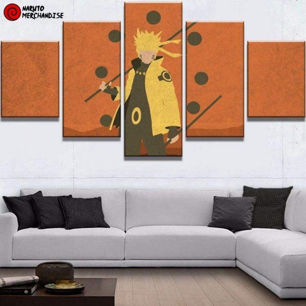 Naruto Wall Art Rikudo Sennin