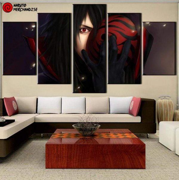 Naruto Wall Art Madara Uchiha