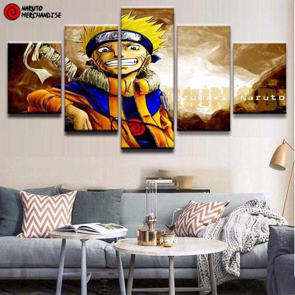 Naruto Wall Art<br> Future Hokage